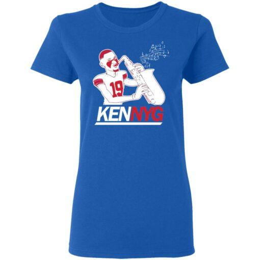Kenny Golladay saxophone shirt $19.95 redirect03212021000340 3