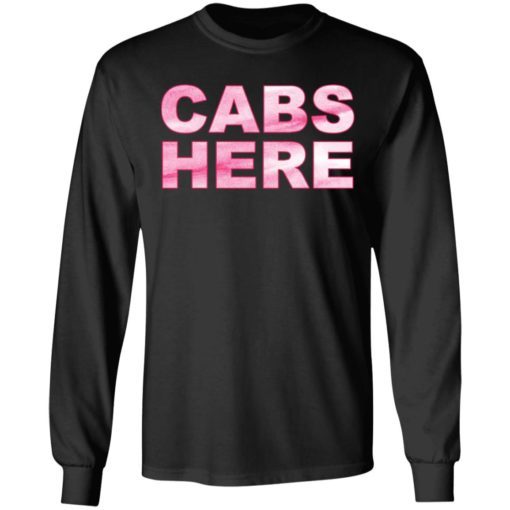 Cabs here shirt $19.95 redirect03302021000303 4