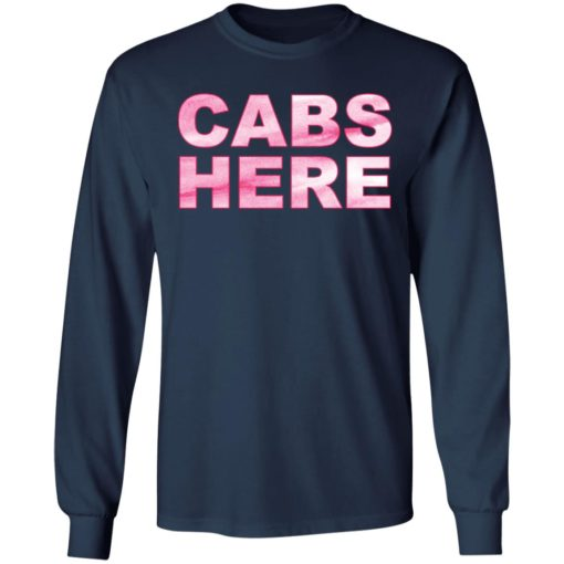 Cabs here shirt $19.95 redirect03302021000303 5