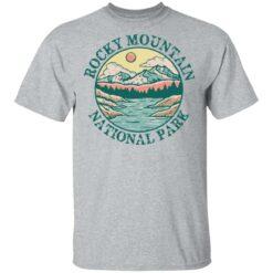 Rocky mountain national park vintage shirt $19.95 redirect03302021040339 1