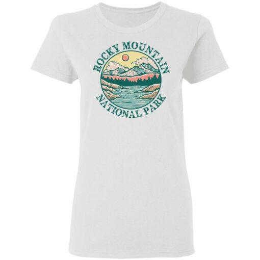 Rocky mountain national park vintage shirt $19.95 redirect03302021040339 2