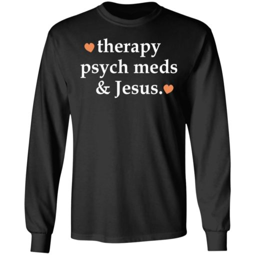 Therapy psych meds and Jesus shirt $19.95 redirect03302021230302 4