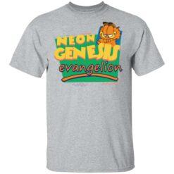 Neon genesis Evangelion Garfield shirt $19.95 redirect04012021210429 1