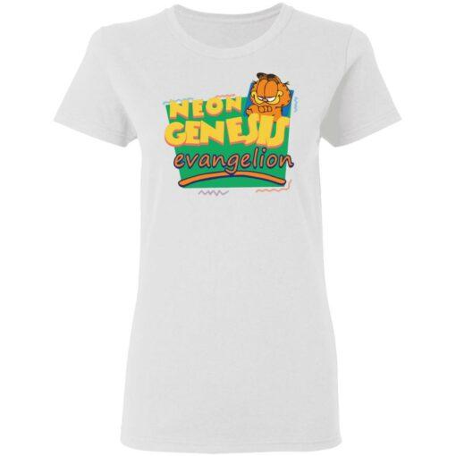 Neon genesis Evangelion Garfield shirt $19.95 redirect04012021210429 2