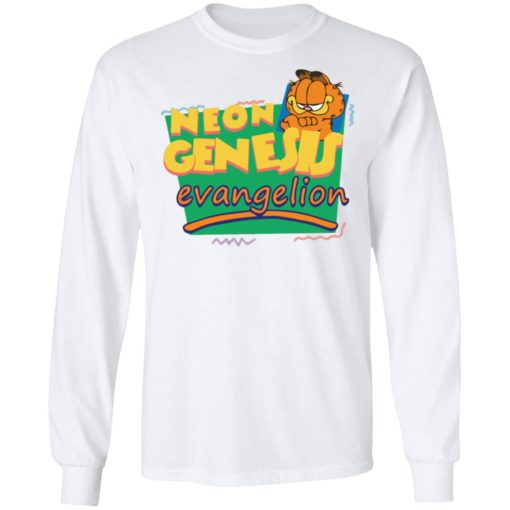 Neon genesis Evangelion Garfield shirt $19.95 redirect04012021210429 5