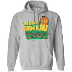 Neon genesis Evangelion Garfield shirt $19.95 redirect04012021210429 6
