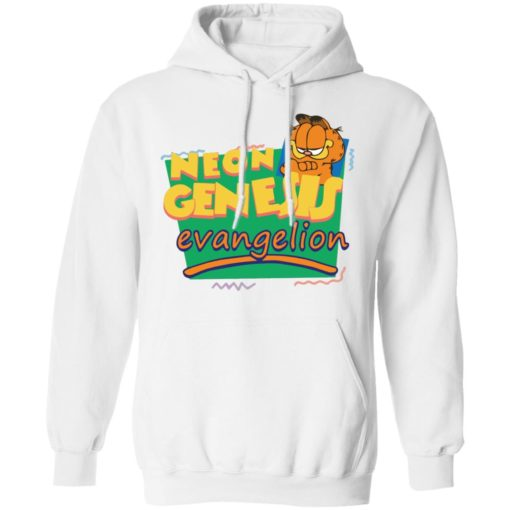 Neon genesis Evangelion Garfield shirt $19.95 redirect04012021210429 7
