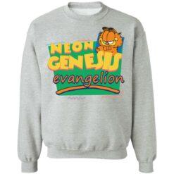 Neon genesis Evangelion Garfield shirt $19.95 redirect04012021210429 8