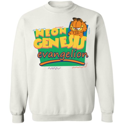 Neon genesis Evangelion Garfield shirt $19.95 redirect04012021210429 9
