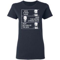 2016 a new hope 2020 the empire strikes back Trump Biden shirt $19.95 redirect04022021220434 3