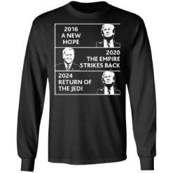 2016 a new hope 2020 the empire strikes back Trump Biden shirt $19.95 redirect04022021220434 4