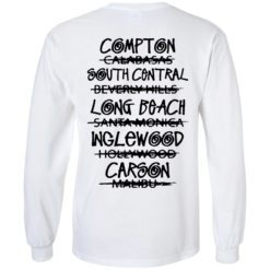 The real Los Angeles Compton south central shirt $25.95 redirect04022021230459 11