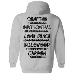 The real Los Angeles Compton south central shirt $25.95 redirect04022021230459 13