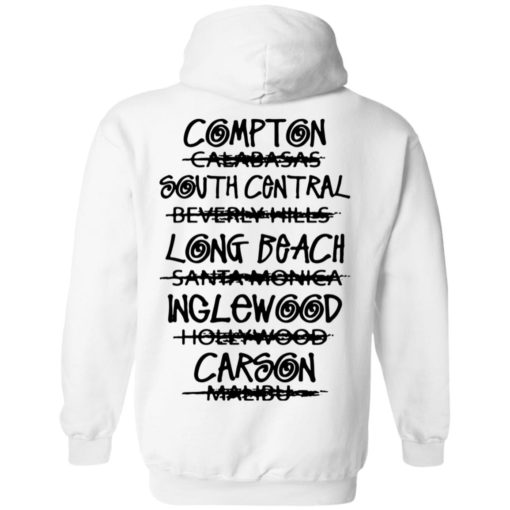 The real Los Angeles Compton south central shirt $25.95 redirect04022021230459 15