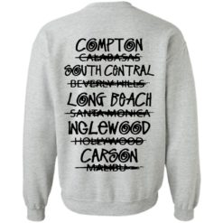 The real Los Angeles Compton south central shirt $25.95 redirect04022021230459 17