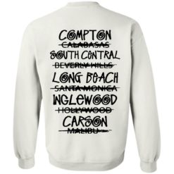 The real Los Angeles Compton south central shirt $25.95 redirect04022021230459 19