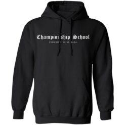 Championship School University of Alabama shirt $19.95 redirect04052021000400 7