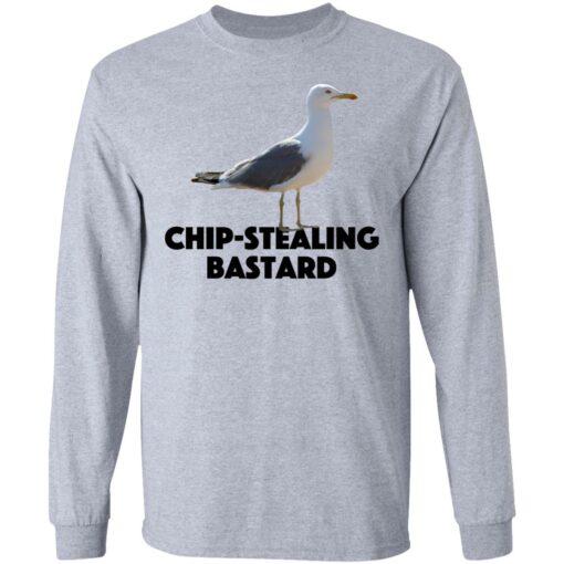 Western gull chip stealing bastard shirt $19.95 redirect04052021020441 4