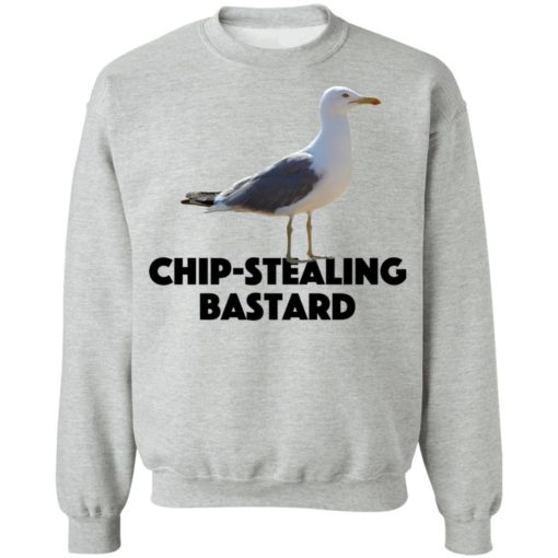 Western gull chip stealing bastard shirt $19.95 redirect04052021020441 8