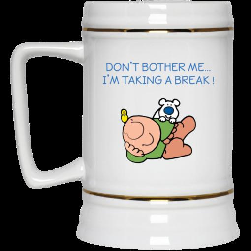 Vintage Ziggy don't bother me I'm taking a break mug $12.99 redirect04062021000437 3
