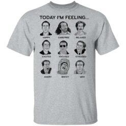 Nicolas cage today i'm feeling shirt $19.95 redirect04122021040441 1