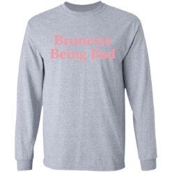 Brunette being bad shirt $19.95 redirect04132021230408 4