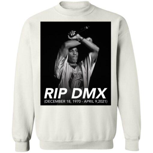 Rip DMX December 18 1970 April 9 2021 shirt $19.95 redirect04142021000433 9