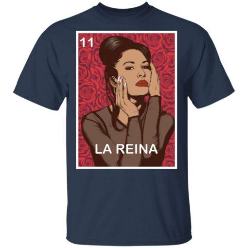 La Reina vintage Selenas Quintanilla shirt $19.95 redirect04142021000435 1