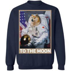 Dogecoin Astronaut to the Moon Blockchain Crypto shirt $19.95 redirect04162021000447 9