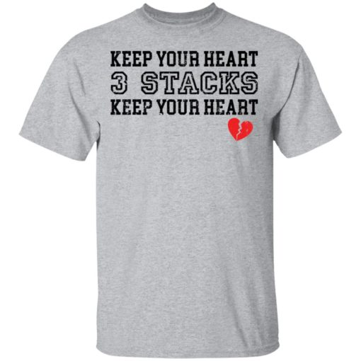 Keep your heart 3 stacks keep your heart shirt $19.95 redirect04162021020448 1
