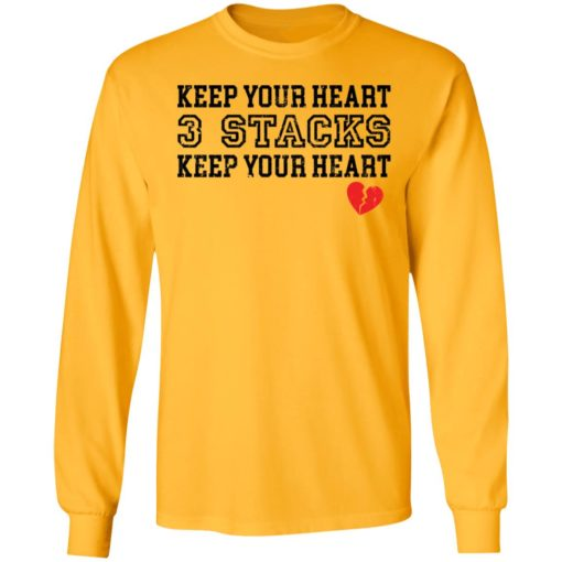 Keep your heart 3 stacks keep your heart shirt $19.95 redirect04162021020448 5