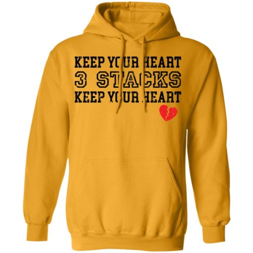 Keep your heart 3 stacks keep your heart shirt $19.95 redirect04162021020448 7