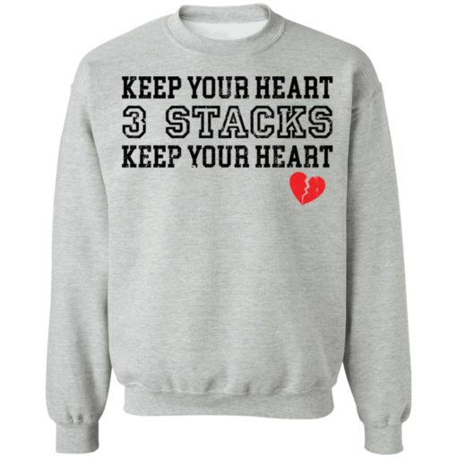 Keep your heart 3 stacks keep your heart shirt $19.95 redirect04162021020448 8