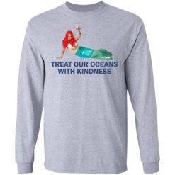Harry Styles Mermaid Treat our oceans with kindness shirt $19.95 redirect04182021220431 4