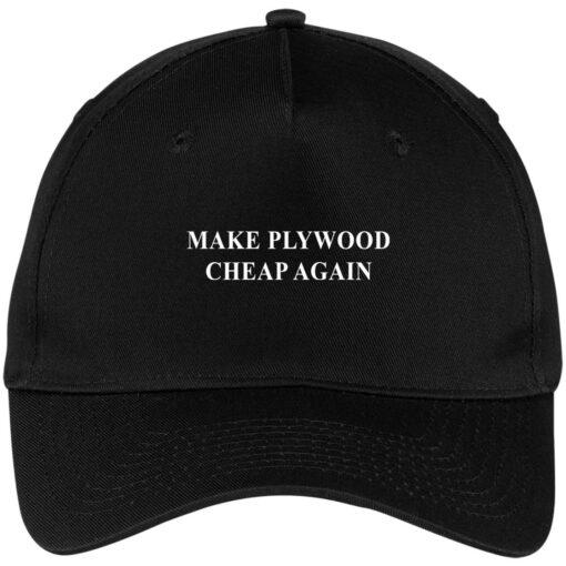 Make plywood cheap again hat, cap $24.75 redirect04182021230449