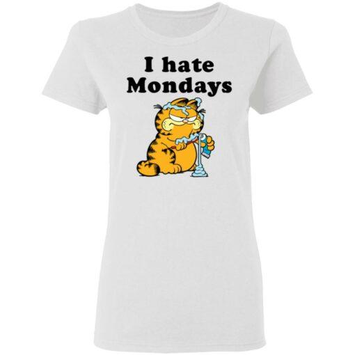 Garfield i hate mondays shirt $19.95 redirect04192021230408 2