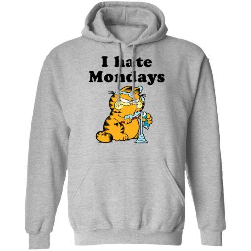 Garfield i hate mondays shirt $19.95 redirect04192021230408 6