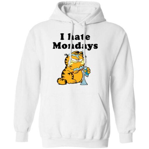 Garfield i hate mondays shirt $19.95 redirect04192021230408 7