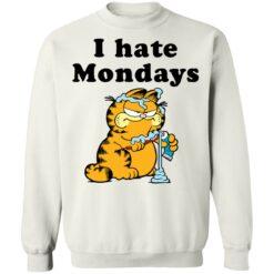 Garfield i hate mondays shirt $19.95 redirect04192021230408 9