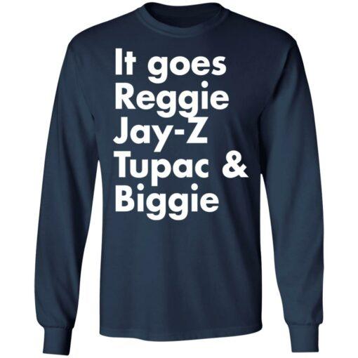 It goes Reggie Jay Z Tupac and Biggie shirt $19.95 redirect04202021220413 5