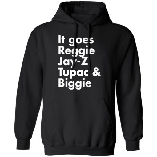 It goes Reggie Jay Z Tupac and Biggie shirt $19.95 redirect04202021220413 6