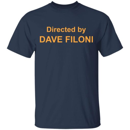 Directed by Dave Filoni shirt $19.95 redirect04202021220441 1