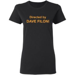 Directed by Dave Filoni shirt $19.95 redirect04202021220441 2