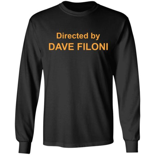 Directed by Dave Filoni shirt $19.95 redirect04202021220441 4