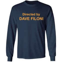 Directed by Dave Filoni shirt $19.95 redirect04202021220441 5
