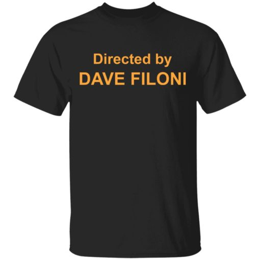 Directed by Dave Filoni shirt $19.95 redirect04202021220441