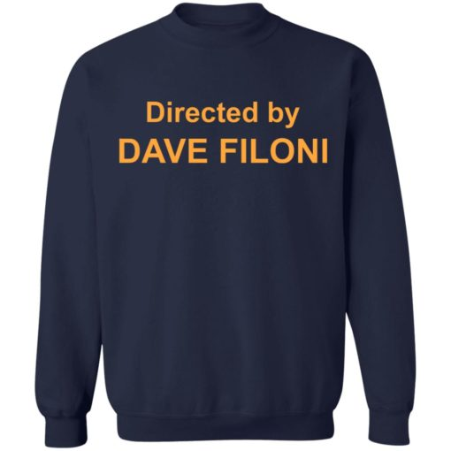 Directed by Dave Filoni shirt $19.95 redirect04202021220441 9