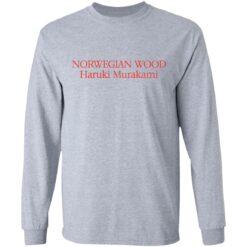 Norwegian wood Haruki Murakami shirt $19.95 redirect04202021230423 4