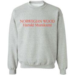 Norwegian wood Haruki Murakami shirt $19.95 redirect04202021230423 8