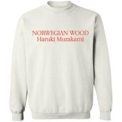 Norwegian wood Haruki Murakami shirt $19.95 redirect04202021230423 9